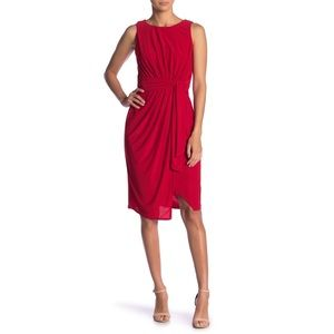 Superfoxx California Dreams Red Dress Sz Small